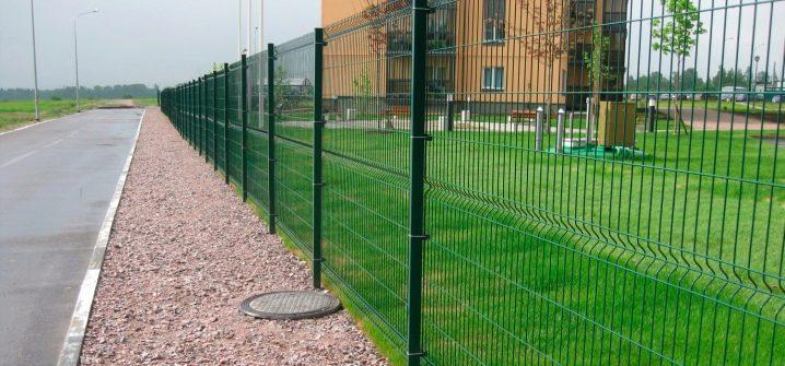 Comment faire une clôture sur pilotis: technologie et ordre de travail