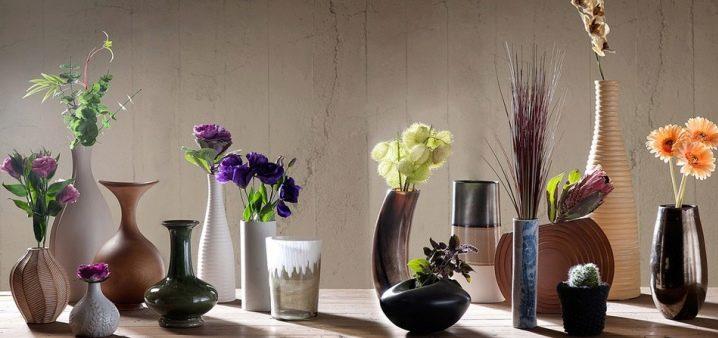 How to make a vase of scrap materials?