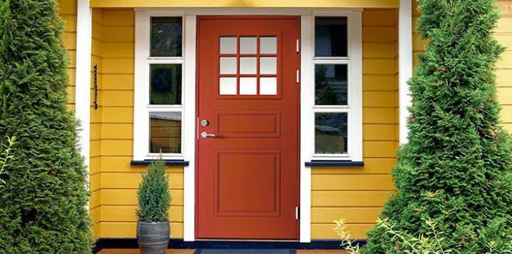 Hur man installerar dörrarna?