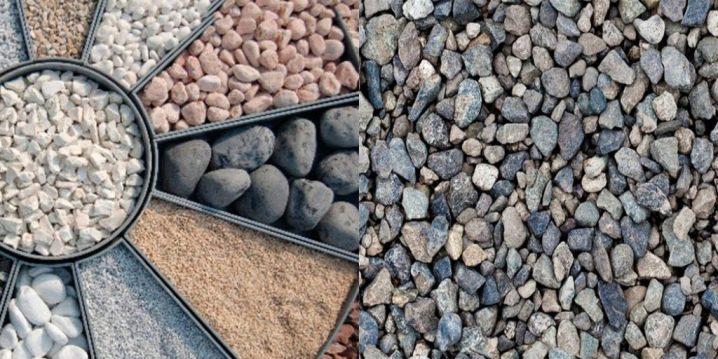 Hur man väljer krossad sten för stiftelsen: kriterier och rekommendationer