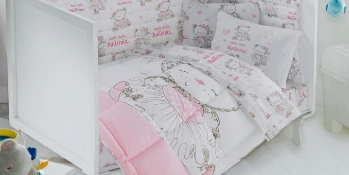 Escolhendo tecidos para cama de bebê