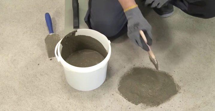 Concrete Repair Compounds: Product Characteristics