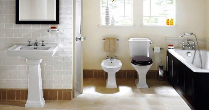 Bidé: En viktig nyans för toaletten