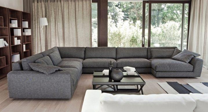 Comment choisir un grand canapé pour le salon?