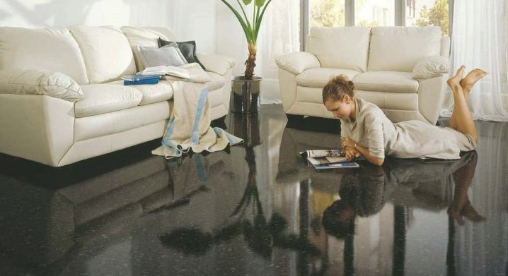 Vilket golv är bättre att göra i lägenheten?