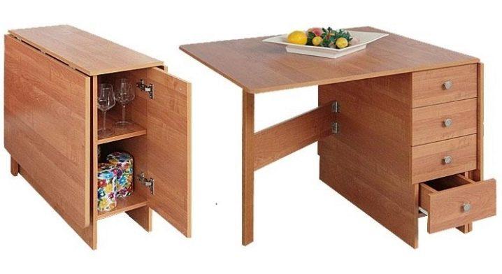 Избор на шкаф за маса