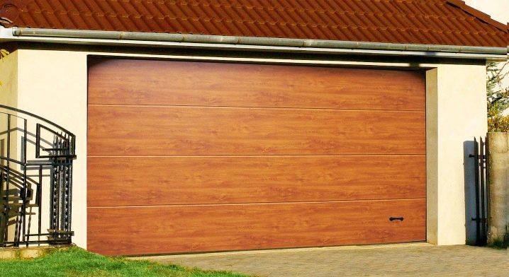 Garage dörrar Alutech: fördelar och nackdelar