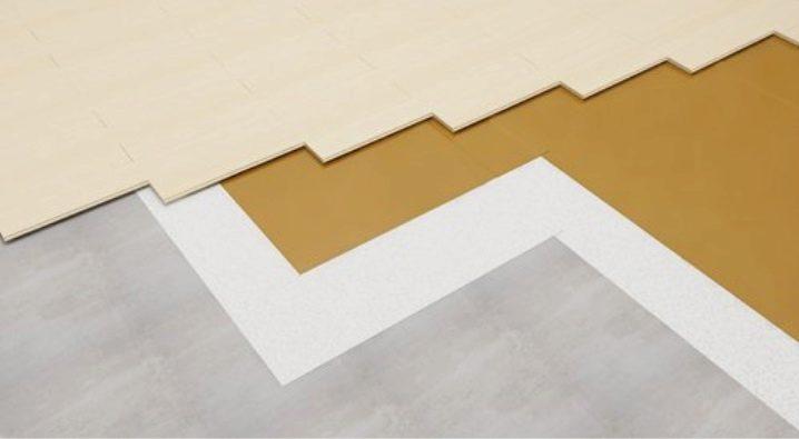 Tecsound Sound Insulation Of The Floor