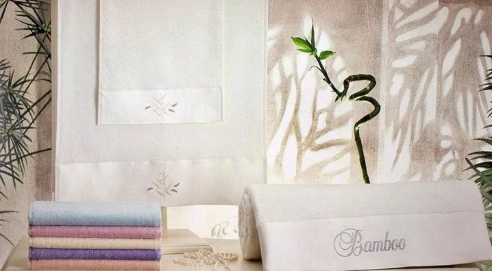 Bamboo towels: properties, pros and cons