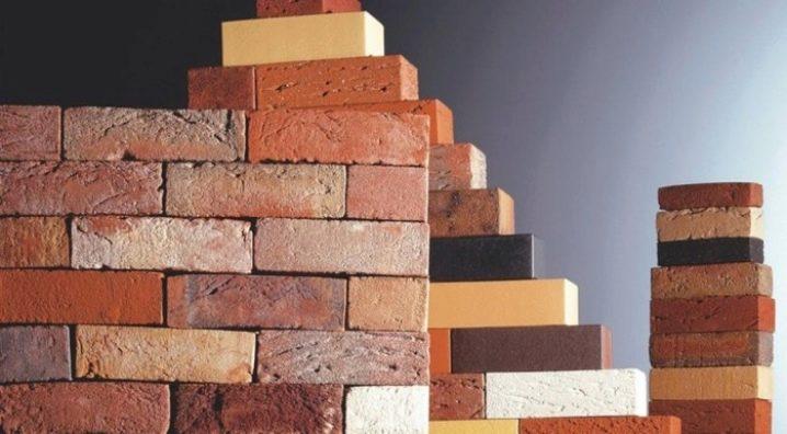 Ceramic brick: properties and varieties