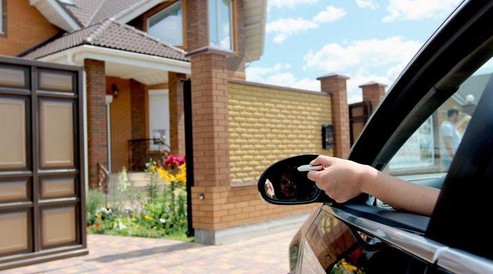 Automatiska garageportar: Egenskaper och subtiliteter