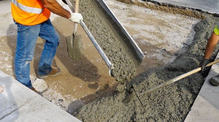 M350 бетон