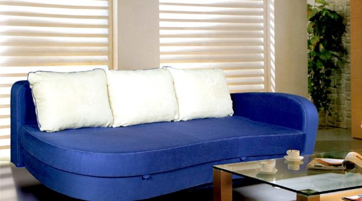Hur man gör en ottoman eller soffa med egna händer?