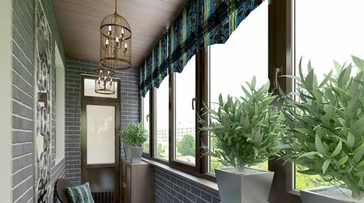 Quelle est la différence entre un balcon et une loggia?