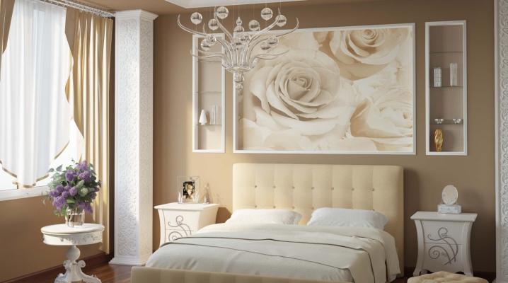Idées pour la décoration de la chambre