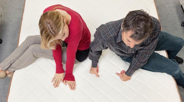 How to choose an orthopedic mattress?