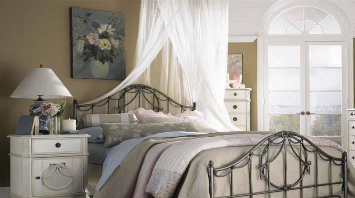 Provence sängar