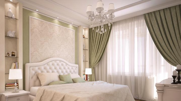 Mobilier de chambre de style classique