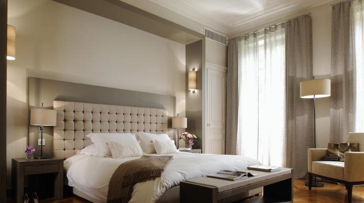 बेडरूम में मरम्मत