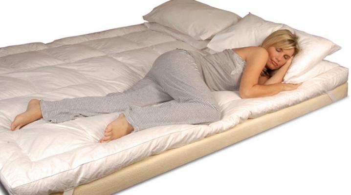 Thin mattresses