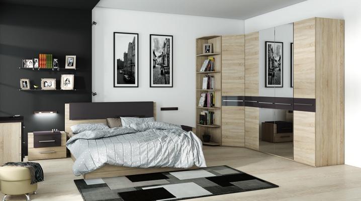 Egy hálószoba beállítása egy kis hálószobához