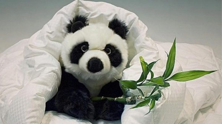 Bamboo blankets: fashion or use?