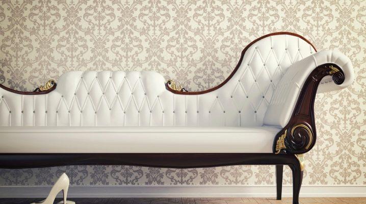 Qu'est-ce qu'un canapé: types et tendances de la mode
