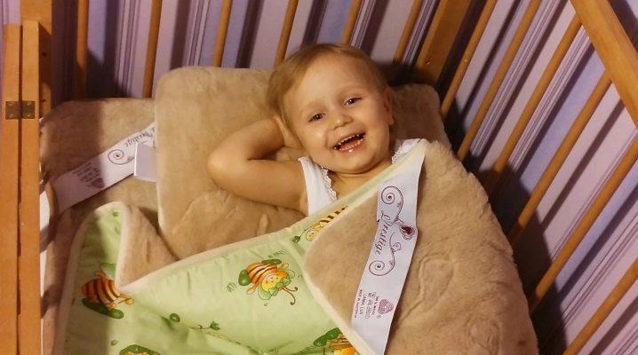 Baby Woolen Blankets
