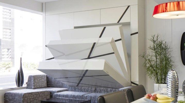Transformera sängen till den lilla storleken