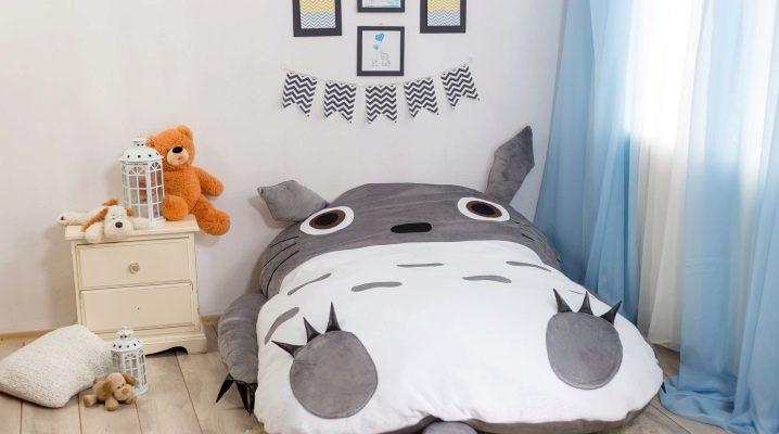Totoro sängar