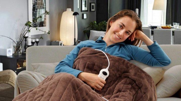 Heated blankets