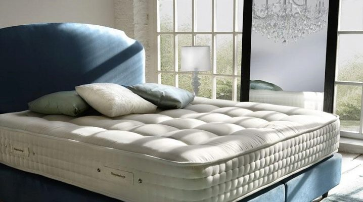 Features of Konkord mattresses