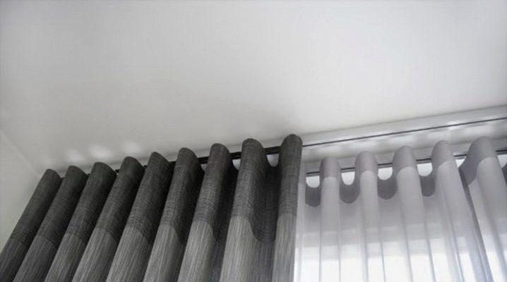 Gardinprofiler för gardiner