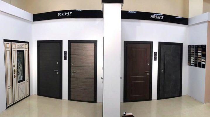 Portalle Dörrar