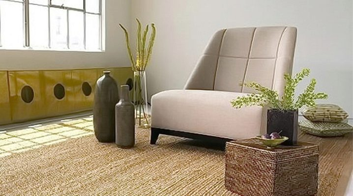 How to choose a lint-free carpet?