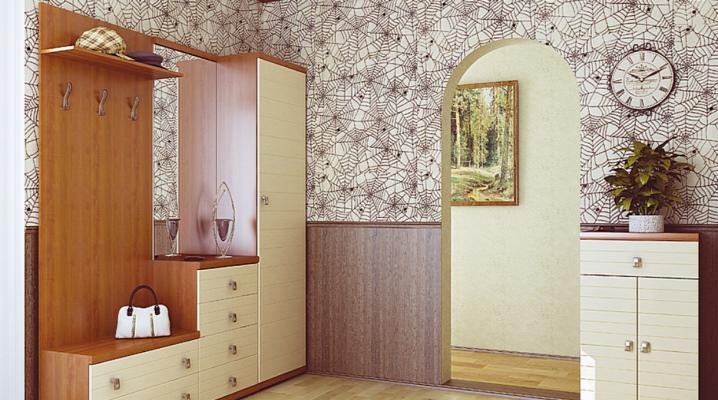 Apa wallpaper untuk dipilih di lorong?