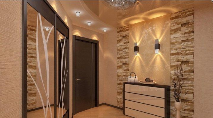 Jaki sufit robi na korytarzu?