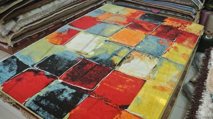 Merino mattor: egenskaper och egenskaper