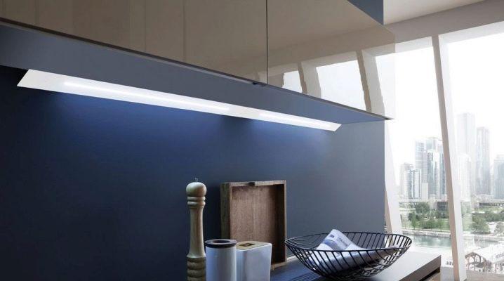 Syftet med möbel lampor