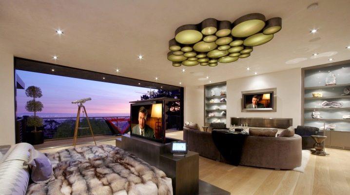 Таванни полилеи за ниски тавани