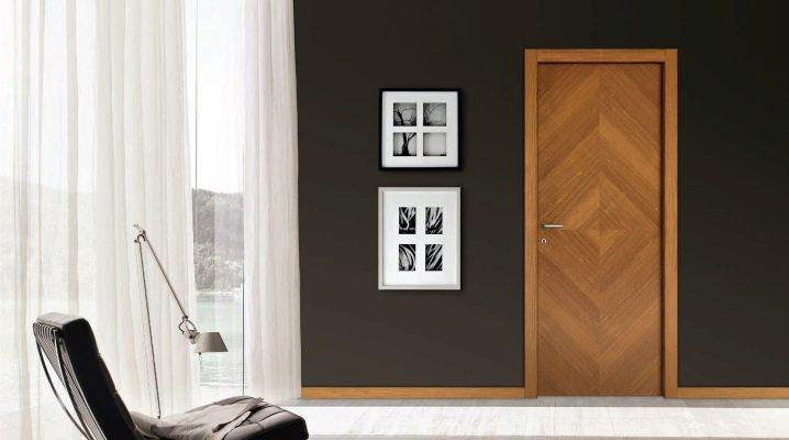 Adhesive film for doors