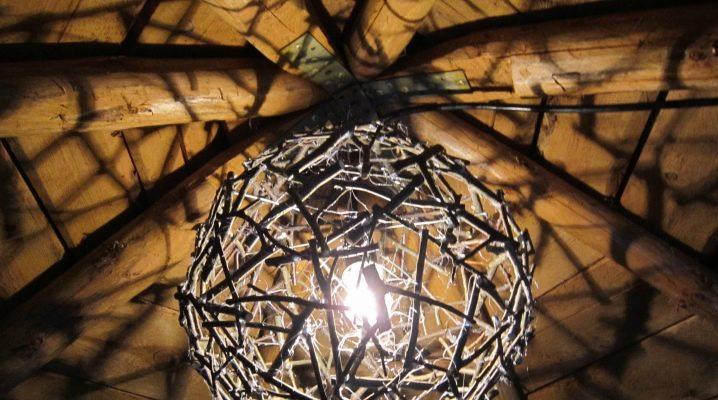 Лампи от дърво