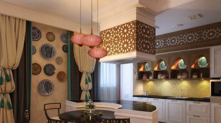 Orientaliska lampor