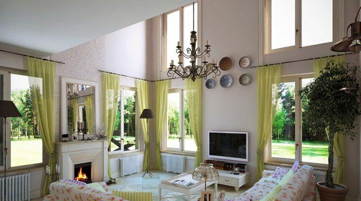 Лампи за подови настилки от Прованс