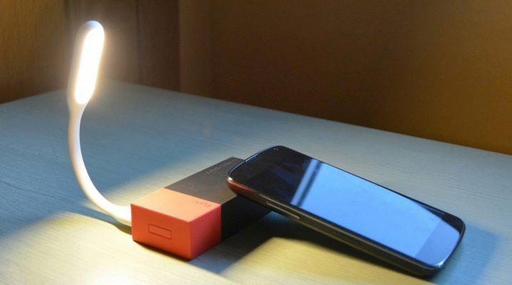 USB-lampor