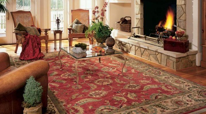 Choosing a Persian carpet