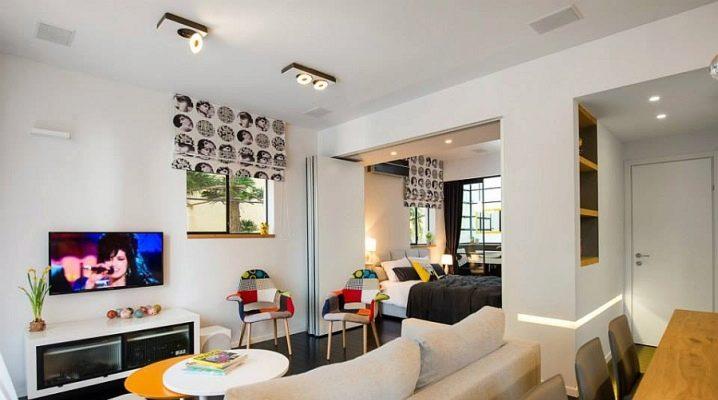 Idées intéressantes de rénovation d'appartements