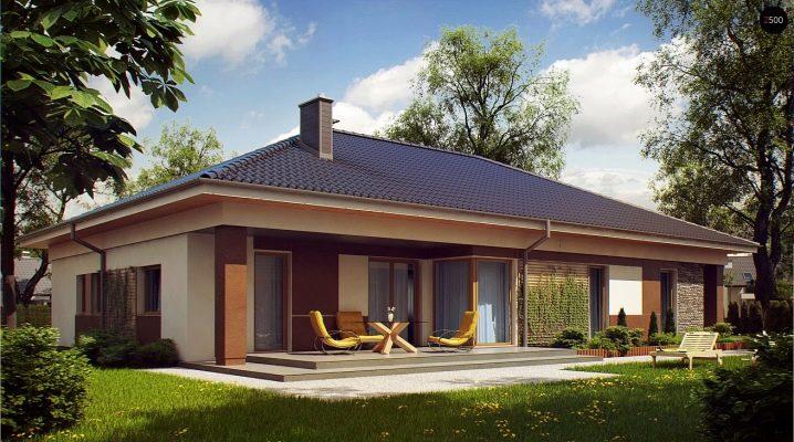 Hur man gör en layout av ett enhemshus?
