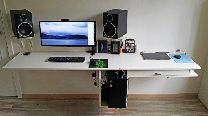 Hur man väljer ett datormonterat bord?