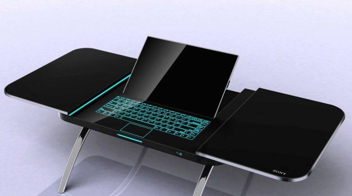 Datortransformationsbord: typer och mönster
